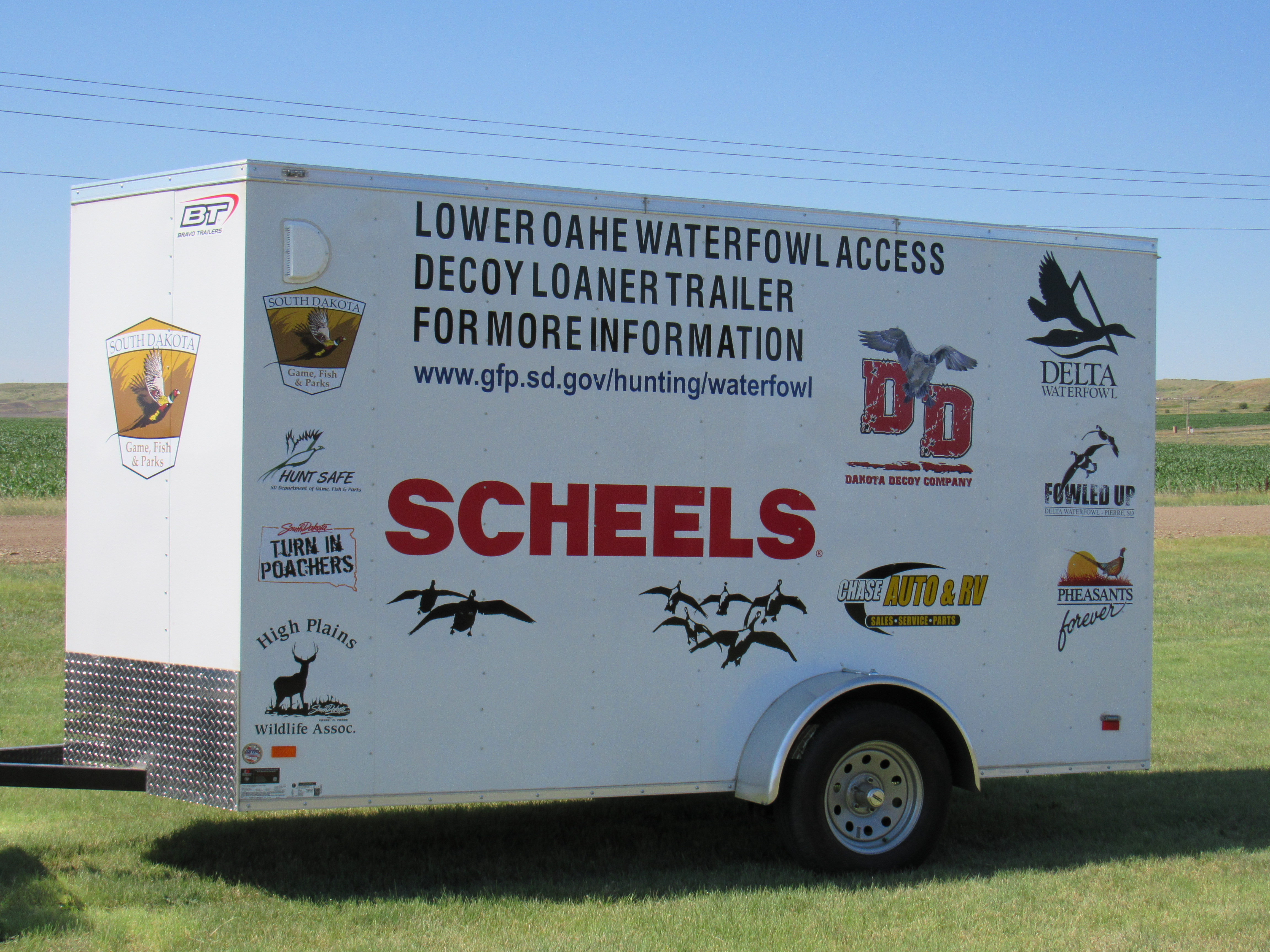 Waterfowl Counts South Dakota Game Fish And Parks
