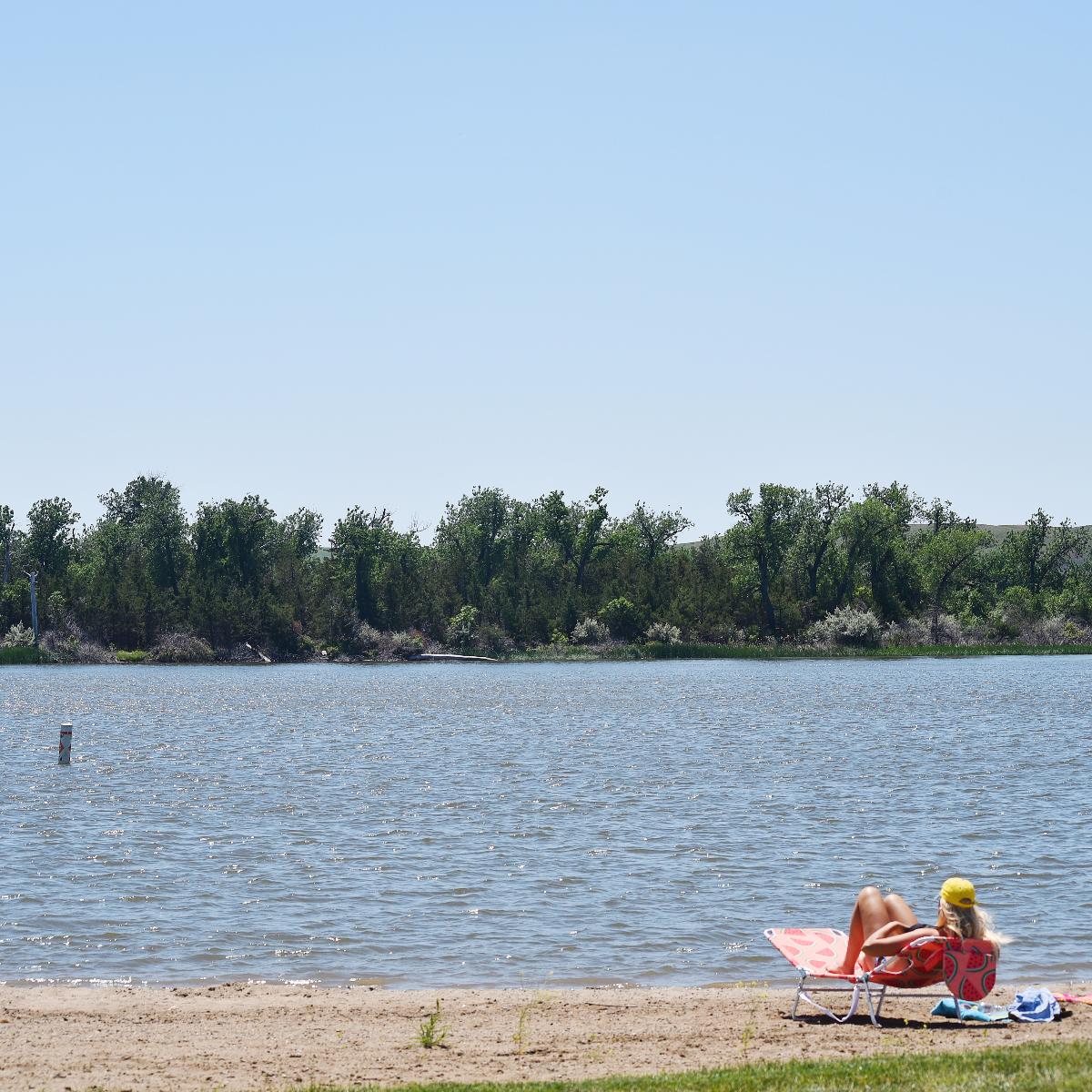 Farm Island Recreation Area   South Dakota Game, Fish, and Parks
